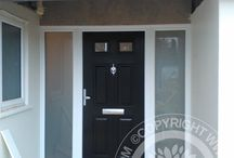 Victorian Front Doors / The timeless elegance of a Victorian Front Door never dates. But with new manufacturing techniques and our Solidor Timber Composite Doors, we combine traditional style with modern technological advances