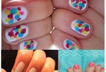 °•nail art•°