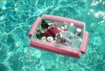 cool coolers poolside