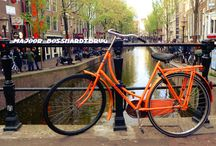 I traveled to: Amsterdam