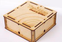 wooden laser