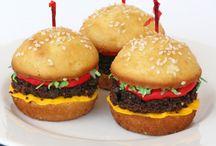Mia's birthday party / Food and theme