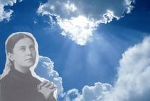 CATHOLIC SAINTS * VISIONARIES* MYSTICS / by JTK AMERICANA INC
