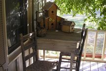 Come sit by me, on my porch / My boards are your boards...pin all you want. / by Donna Hardway Yoho