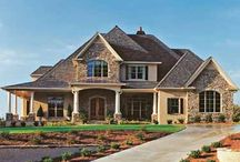 two story elevations / Two story house plans / by Amber Anderson