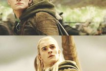 Tollkien / the Lord of the Ring and the Hobbit