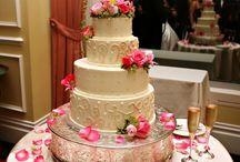 I Like Cake / Wedding Cake & Cutting the Cake Photography
