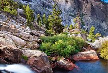 """Nevada Backcountry Camping / A """"best of"""" backcountry spots in Nevada. Did we miss something? Let us know at info@bushsmarts.com"""
