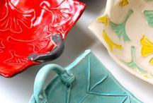 Plates ceramics