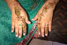 Beauty By Halli / Mehndi Pictures - All done by myself Halima Osman