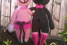 crochet amigurumi / crochet toys crochet animals