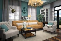 Balkonstudio interior (интерьер) / interior design, дизайн интерьера