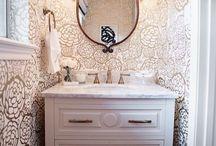 homie wallpaper bathroom