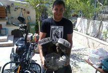 Harley Davidson / Harley Davidson motorcycle