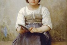 William-Adolphe Bouguereau (1825–1905) / Art from France.