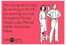 Emergency Nurses Week / by Ashley Faircloth