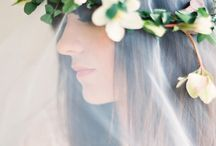 B O H E M I A N B R I D E / The best of boho weddings #bohemianweddings #bohobride