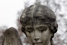Statuary and Tombstones / by Rebecca Martin