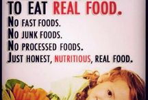 Clean, real, delicious and nutritious food / Clean, real food is unprocessed, simple food such as fruits, vegetables, meats and legumes, healthy fats, and for some, whole grains and raw dairy.  You can call it Paleo, Whole Foods, Plant Based or Mediterranean....its all good.  And its delicious.