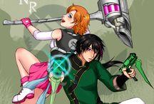 Ren and Nora ♥