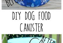 Diy for my dog's