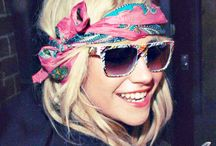 Bandana Chic's / Cute styles for some cute chic's at the lake.;-) / by Brook Crow