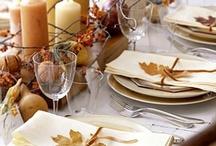 Thanksgiving / by Jennifer Hobaica