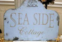 -Seaside Town..