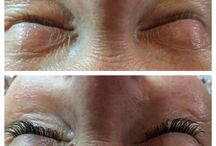 Lash extension / My work at lash extension stylist
