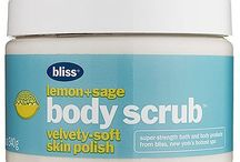 Beauty - Body Scrubs