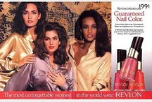 The most unforgettable women in the world / Classic Revlon ads