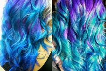 Hair styles/ colors
