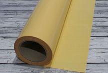 Perbedaan Polyflex PVC, PU, Flox, Glow in the Dark, Gliter, Foil, Printable, dan Reflective