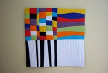 Free form quilt