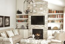 Fireplaces, stairs and more...