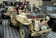 SAS Jeep / by Christopher Fritschi