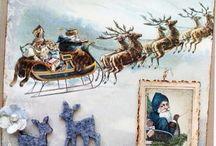 Weihnachts-Karten 2015 von www.creations-giselle.com