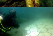 Diving spots