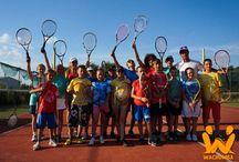 Wachumba Tennis / Športovo-tenisový tábor pre všetkých milovníkov tejto hry https://www.wachumba.eu/detske-sportove-tabory/detsky-sportovy-tabor-tennis?pid=59