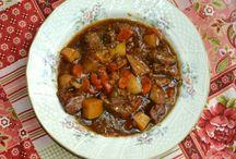 Crock Pot Meals / by Ruth Warwick