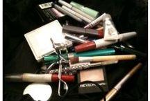 Cosmetics Organization / by LAY/N/GO