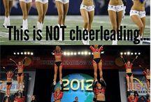 Cheerleading-Stunts