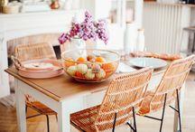 """Emménagement / Coralie, du blog """"Ellesenparlent"""" vient d'emménager dans sa """"maison du bonheur"""".  La Redoute Intérieurs l'accompagne dans ce nouveau projet. Découvrez tous les produits de décoration intérieure coup de cœur."""