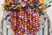 Flores y deco en Papel