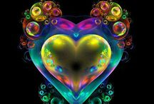 Heart pictures and quotes / Heart pictures and quotes  / by Deb: Be love from your heart