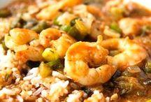 Cajun Food / by Kathy Walker Harris