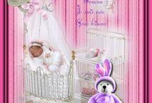 naissance / bébé image gif