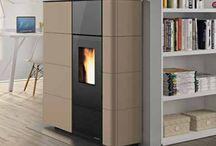 Cream Wood Pellet Stoves and interior design / Pictures of Cream Wood Pellet Stoves. Pictures of wood pellet stoves that suit Cream as an interior design colour
