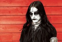Blacker / Black metalheads