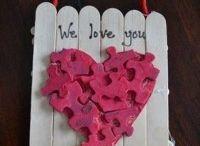 Valentine's Day Crafts, Activities, & Food